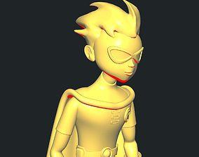3D printable model Teen Titan Robin