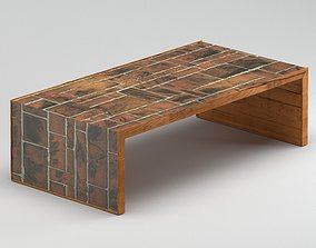 Roman Thomas Table 3D model