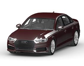lamborghini Audi A4 TFSI Quattro 3D