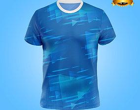 T shirt clothing 3D