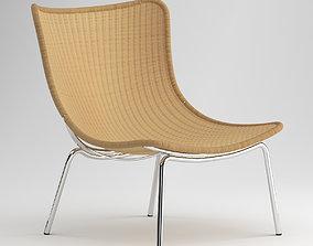 3D model Janus et Cie Fibonacci Ava chair