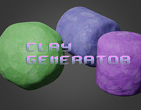 Clay Generator 3D model