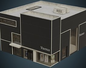 Building 5B 3D asset