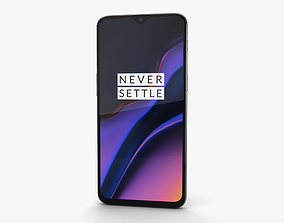 OnePlus 6T Mirror Black 3D