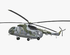 3D model Mi-17 Czech Air Force