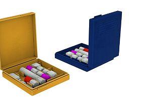 first-aid kit UssR 3D model