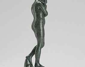 3D model Auguste Rodin Eva Eve