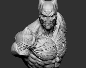 Batman Devil Bust 3D print model