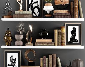 decorative set05 3D model