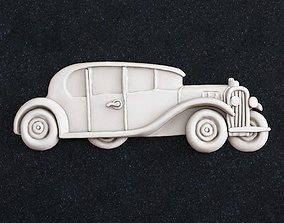 Auto classic 3D printable model