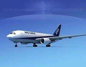 Boeing 767-200ER ANA Cargo 3D model