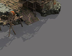 3D Tribe - entrance