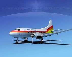 Martin 202 Ocean Airways 3D