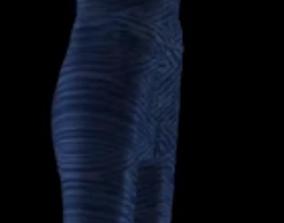 Jumpsuit 3D model