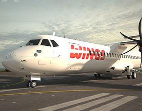 ATR 72 3D