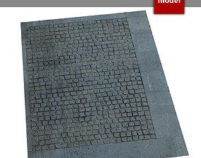 235 Paving Stones 3D model
