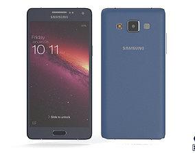 Samsung Galaxy A5 - Element 3D