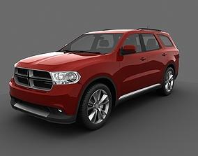 car Dodge Durango 2011 3D