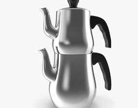 3D Classic Teapot