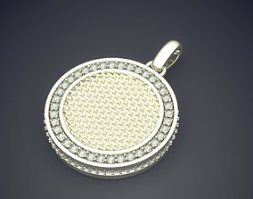 3D printable model Bohaemian pendant