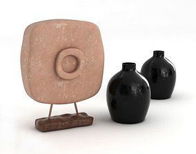 Decoration Clay Accents 3D model