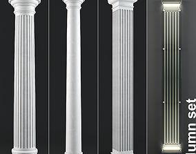 3D Column set