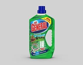 Detergent bottle - Der General 3D model