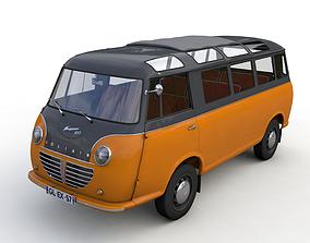 3D model GOLIATH EXPRESS 1100 LUXUSBUS 1957