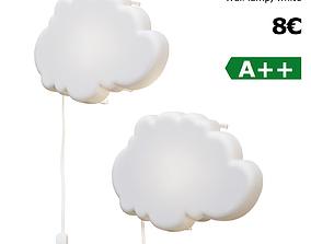 Ikea Dromsyn wall lamp 3D model
