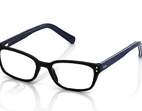 binocular Eyeglasses for Men and Women 3D print model