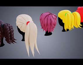 Base Haircut 61-65 3D