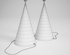 Birthday Hat 01 3D model
