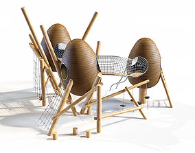 3D model Playground Nests by Taiga