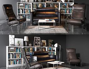 3D Neology Livingroom set 01