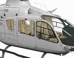 Eurocopter EC-135 3D model