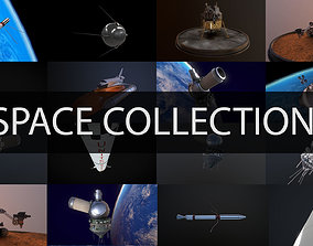 Space Collection II 3D model