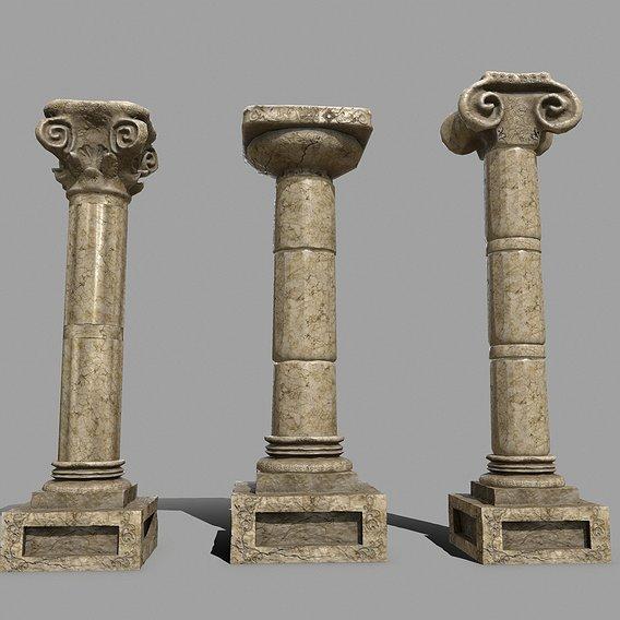 Pillar Set