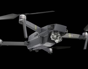 Drone MAVIC PRO airline 3D