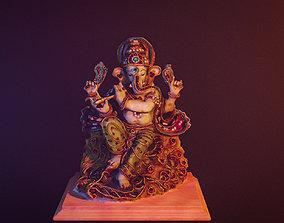 Lord Ganesh 3D