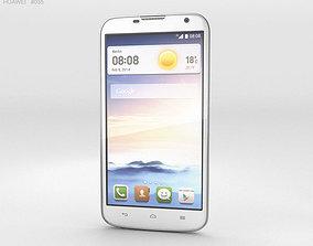 3D model Huawei Ascend G730 White