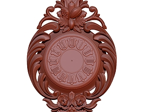 Clock old model weaving