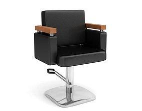 3D model Beauty Parlor Chair
