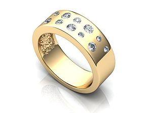 3D model Ring BK337