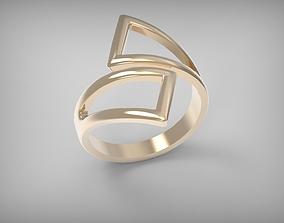 Ring 3d print model prototype