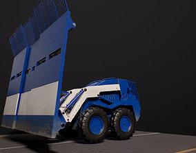 Riot Control Vehicle 3D model