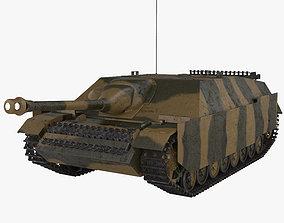 3D model Jagdpanzer IV Tank Destroyer