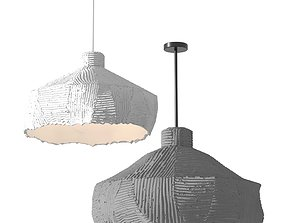 Paola Paronetto ANEMONE Pendant ceramic lamp 3D model