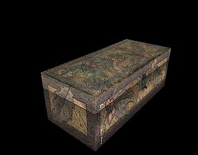 3D model Wooden-Box