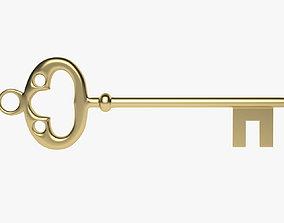 3D model tools Old Key