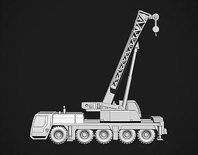 3D print model picker Crane
